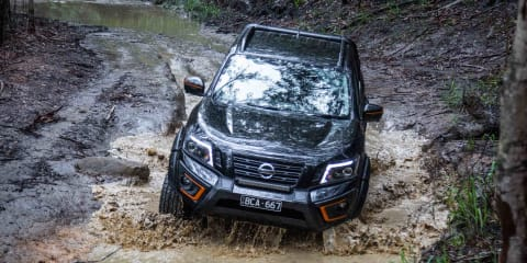 2020 Nissan Navara N-Trek Warrior off-road review