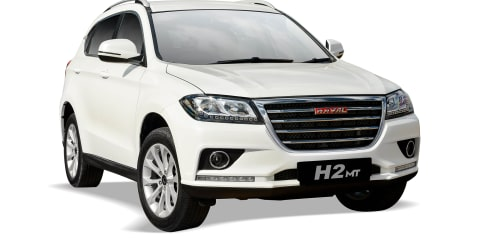 Haval H2 'MT' launches from $19,990 drive-away