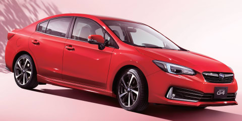 2020 Subaru Impreza facelift unveiled in Japan