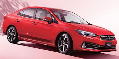 2020 Subaru Impreza facelift unveiled in Japan