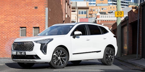 2021 Haval Jolion Ultra launch review