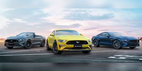 2021 Ford Mustang price and specs