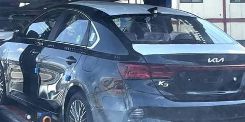 2021 Kia Cerato facelift leaked – UPDATE: Rear-end spied undisguised