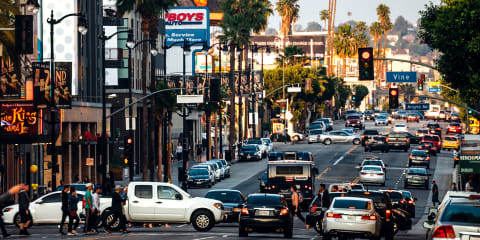 California's governor announces 2035 ban on internal combustion engines