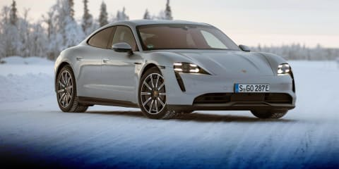 Porsche Taycan range to gain Cross Turismo, GTS and base variants - report