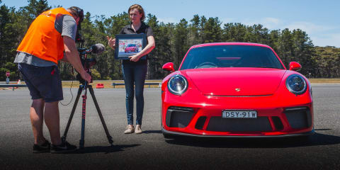 CarAdvice Winners Circle: Porsche 911 GT3 RS