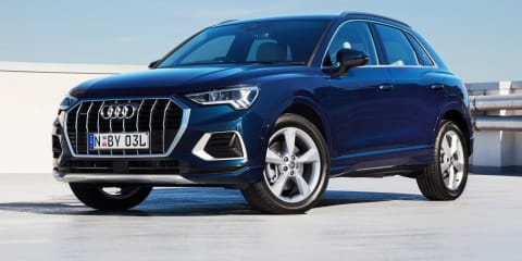 2020 Audi Q3 40 TFSI quattro price and specs