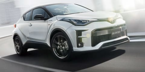 2021 Toyota C-HR GR Sport: Australian debut due late November