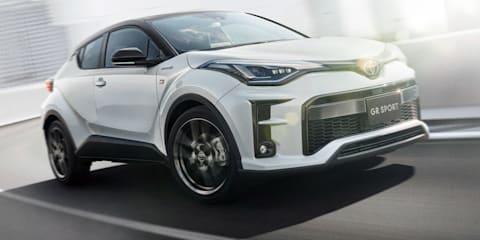2021年丰田C-HR GR Sport: 11月底在澳大利亚首次亮相