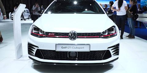 Volkswagen Golf GTI 40 Years/Clubsport : 2016 Geneva Motor Show