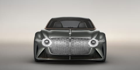 Bentley developing 12 two-seat sports tourers inspired by EXP 100 GT – report