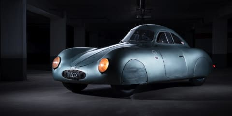 Porsche: Legendary 1939 Type 64 up for auction