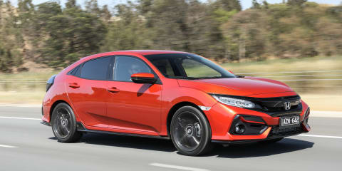 2020 Honda Civic hatch pricing and specs