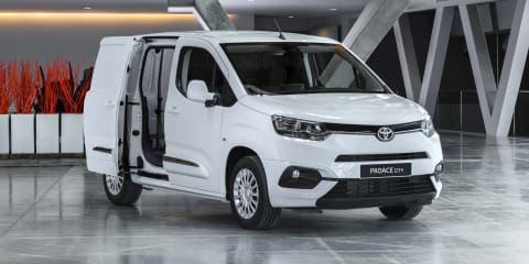 2019 Toyota ProAce City revealed for Europe
