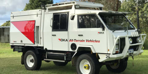 The return of OKA – A legendary Australian off-roader
