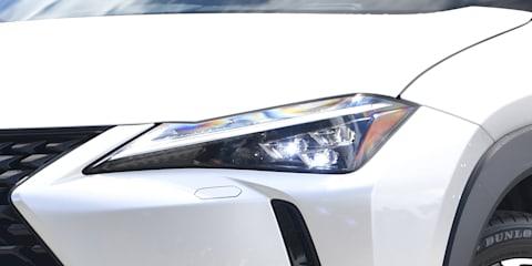 2021 Lexus UX200 Sports Luxury review