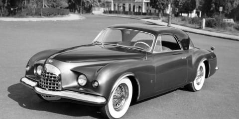Design Review: Chrysler K-310 Concept (1951)