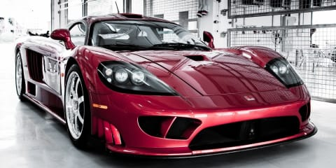 Saleen to reveal first EV in early 2014