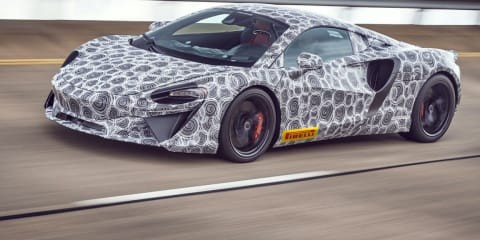 2021 McLaren hybrid supercar confirmed