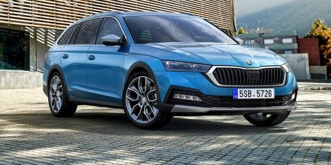 2021 Skoda Octavia Scout revealed, Australian plans still to be confirmed