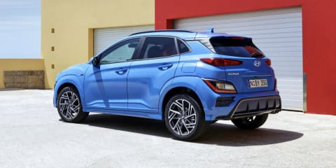 2021 Hyundai Kona price and specs: Price rises up to $2140 for new look, more tech