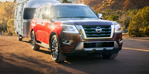 2021 Nissan Patrol facelift unveiled – UPDATE: Australian arrival ruled out