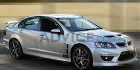 Exclusive: HSV E Series 2 range spied