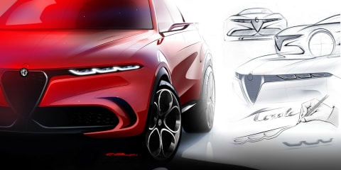 Design Review: Alfa Romeo Tonale (2019)