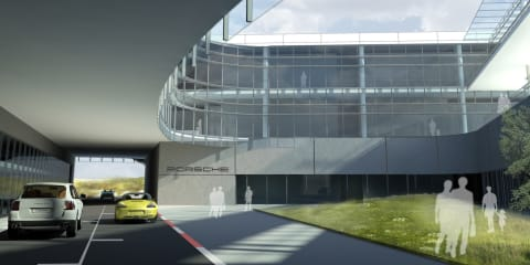 Porsche US headquarters to get 2.6km customer test track
