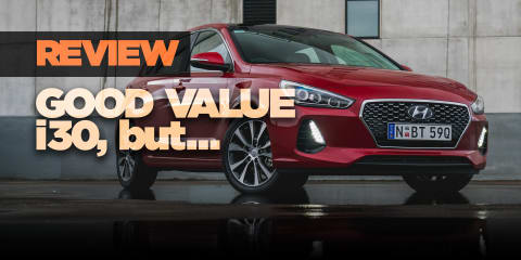 Hyundai i30 Premium petrol review: Good value, but...