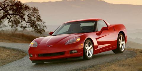 Design: Chevrolet Corvette Moray by ItalDesign (2003)