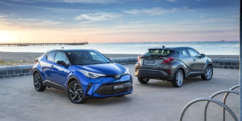 2020 Toyota C-HR review