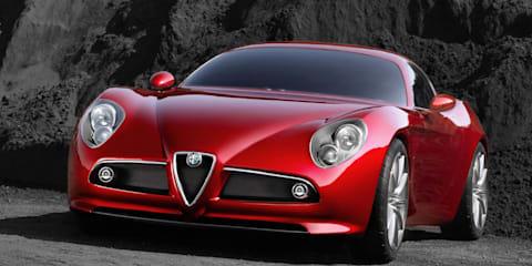 Design Review: Alfa Romeo 8C Competizione (2003)