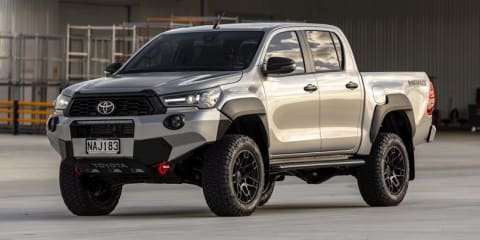 The Toyota HiLux hero model we don't get in Australia