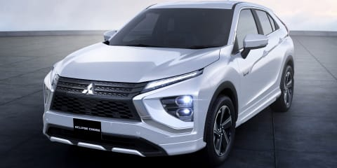2021 Mitsubishi Eclipse Cross revealed