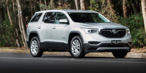 REVIEW: Holden's big Acadia tested in AWD LT trim