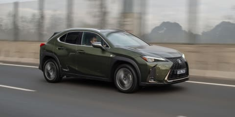 2019 Lexus UX250h F Sport long-term review: Highway driving