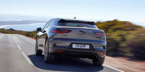 2021 Jaguar I-Pace price and specs