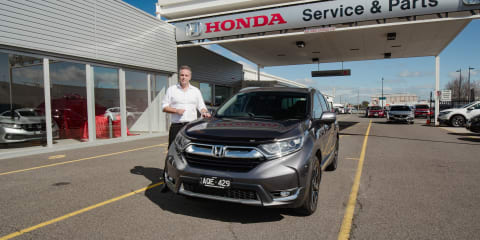 Honda Tailored Servicing: Behind the scenes