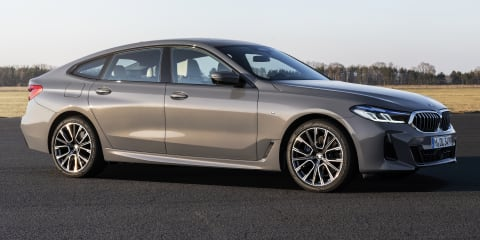 BMW 6 Series Gran Turismo axed in Australia