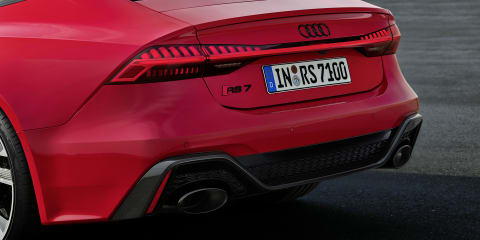 2020 Audi RS7 revealed, here next year