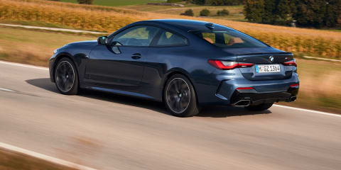 2021 BMW M440i xDrive Coupe review