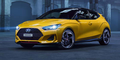 2020 Hyundai Veloster pricing and specs