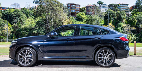 2019 BMW X4 xDrive30i M Sport review