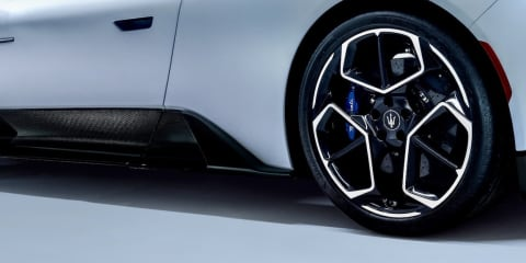 2021 Maserati MC20 has 'custom-developed' Bridgestone Potenza tyres