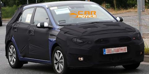 Hyundai i20: first look at second-generation Korean city car