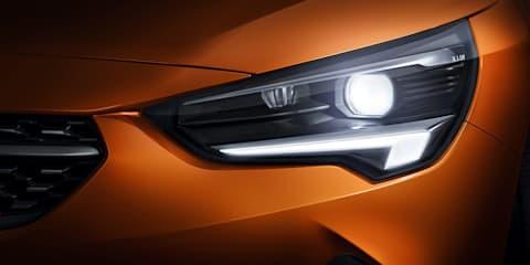 2020 Opel Corsa leaked