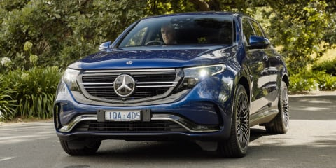 2020 Mercedes-Benz EQC400 review