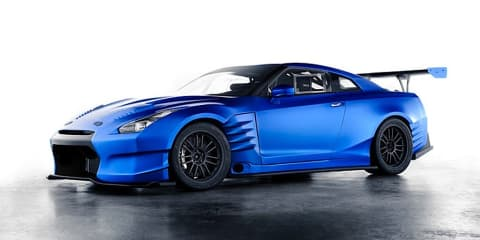 Nissan GT-R prepares for Fast and Furious role