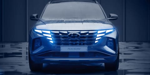 2021 Hyundai Tucson revealed in first official images, Australian timing confirmed